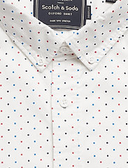 Scotch & Soda - REGULAR FIT- Classic oxford shirt with all-over print - chemises d'affaires - combo f - 2
