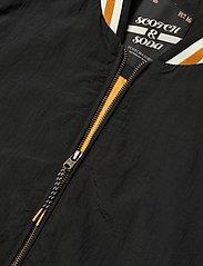 Scotch & Soda - Lightweight sportive jacket - bomber jakker - black - 3