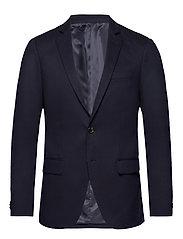 NOS Pique and constructed blazer - NAVY