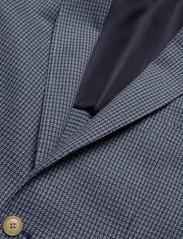 Scotch & Soda - Classic blazer in structured yarn-dyed pattern - enkeltradede blazere - combo a - 2