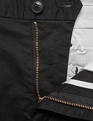 Scotch & Soda - Mid length - Classic chino short in pima cotton quality - chinos shorts - black - 3
