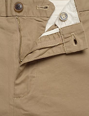 Scotch & Soda - Mid length - Classic chino short in pima cotton quality - chinos shorts - sand - 3