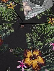 Scotch & Soda - HAWAII FIT-  Shorstleeve shirt with Hawaiian flower print - kortærmede skjorter - combo a - 2