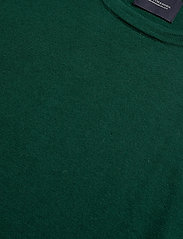 Scotch & Soda - Ams Blauw cotton cashmere crew  neck pull - tricots basiques - green smoke - 2