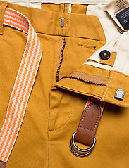 Scotch & Soda - Stuart peached twill chino with give away belt - chinos - sandlewood - 3