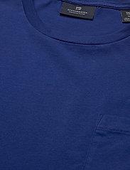 Scotch & Soda - Fabric dyed pocket tee - basic t-shirts - yinmin blue - 2