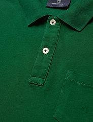 Scotch & Soda - Garment dye polo - short-sleeved polos - jungle green - 2
