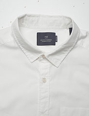 Scotch & Soda - Light weight long sleeve shirt - chemises basiques - off white - 2