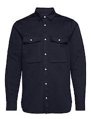 Longsleeve clean utility shirt - NIGHT