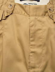Scotch & Soda - Clean twill chino with detachable pleated belt - chinos - sand - 10