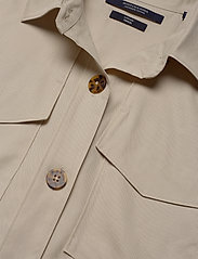 Scotch & Soda - Drapey safari shirt - vestes utilitaires - natural cloth - 3
