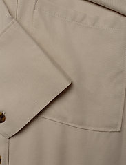 Scotch & Soda - Drapey safari shirt - vestes utilitaires - natural cloth - 5
