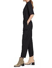 Scotch & Soda - Clean tailored all in one - jumpsuits - black - 6