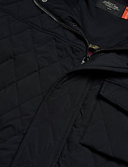 Scotch & Soda - Classic short quilted jacket - quilted jackets - night - 3