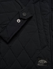 Scotch & Soda - Classic short quilted jacket - quilted jackets - night - 4