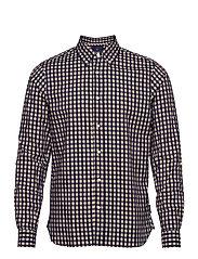 REGULAR FIT- Chic tonal BB-check shirt - COMBO C
