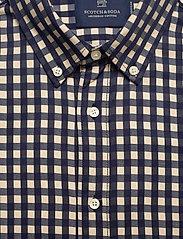 Scotch & Soda - REGULAR FIT- Chic tonal BB-check shirt - checkered shirts - combo c - 3