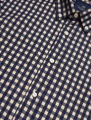 Scotch & Soda - REGULAR FIT- Chic tonal BB-check shirt - checkered shirts - combo c - 4