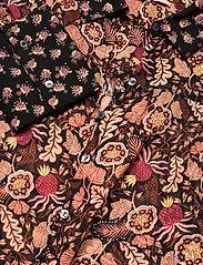 Scotch & Soda - Button through shirt in mixed prints - chemises à manches longues - combo a - 2