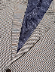 Scotch & Soda - Classic single breasted blazer in yarn-dyed pattern - blazers à boutonnage simple - combo f - 2