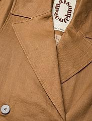 Scotch & Soda - Longer length trench coat - trenchcoats - sand - 2