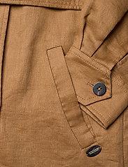 Scotch & Soda - Longer length trench coat - trenchcoats - sand - 3