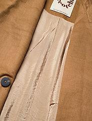 Scotch & Soda - Longer length trench coat - trenchcoats - sand - 4