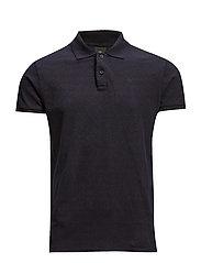 NOS - Classic garment dyed pique polo