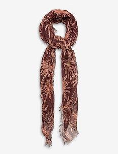 Lightweight scarf in beautiful prints - COMBO C