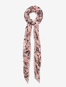 Lightweight scarf in beautiful prints - COMBO B
