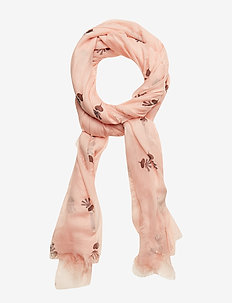 Allover printed scarf - COMBO B