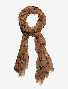 Lightweight scarf in various dessins - COMBO S