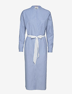 Longer length shirt dress - COMBO D