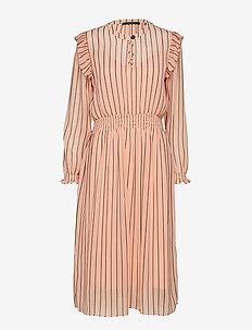 Allover printed dress - COMBO B