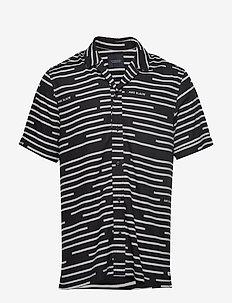 Short sleeve shirt with prints - krótki rękaw - combo a