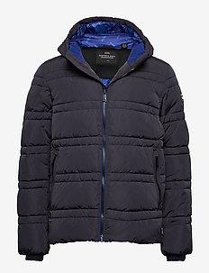 Classic hooded PrimaLoft jacket - vestes matelassées - night