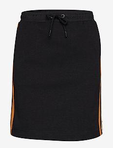 Colorblock sweat skirt - COMBO A