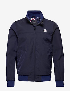 Seasonal harrington jacket - windjassen - navy
