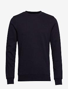 Clean sweat - basic sweatshirts - night