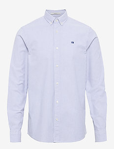 NOS Oxford shirt relaxed fit button down collar - oxford shirts - combo a