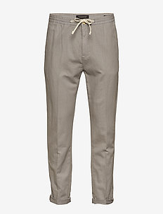 WARREN- Chic beach pant - casual - grey