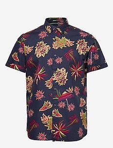 REGULAR FIT- All-over printed shortsleeve shirt - krótki rękaw - combo h