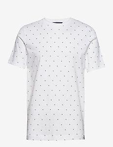 Classic jersey crewneck tee - kortermede t-skjorter - combo e