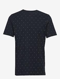 Classic jersey crewneck tee - kortermede t-skjorter - combo i