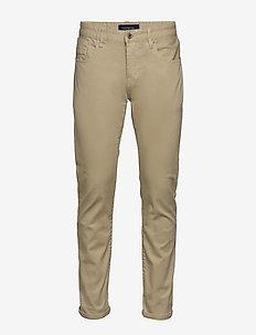 Ralston - Garment Dyed colours - regular jeans - sand