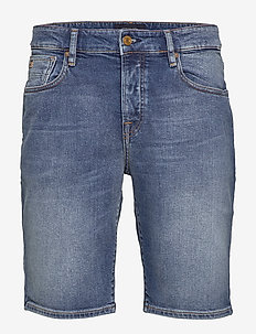 Ralston Short - Midday Blauw - jeans shorts - midday blauw