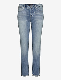 Petit Ami - Wash Out - slim jeans - wash out