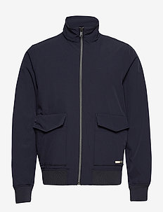 Classic bomber jacket - bomberjacken - night