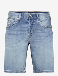Ralston Short - Fast Mover - denim shorts - fast mover