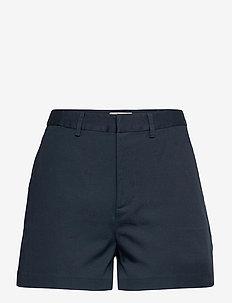 'Abott' organic cotton chino shorts - chino short - night